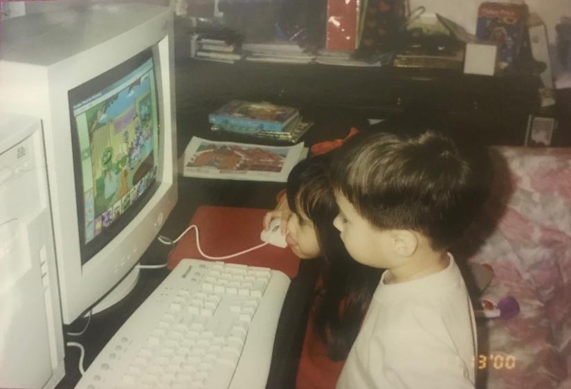 adrian and amanda computer