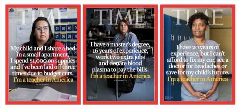 TIME Teachers in America